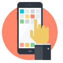 Flat-Icons-mobile