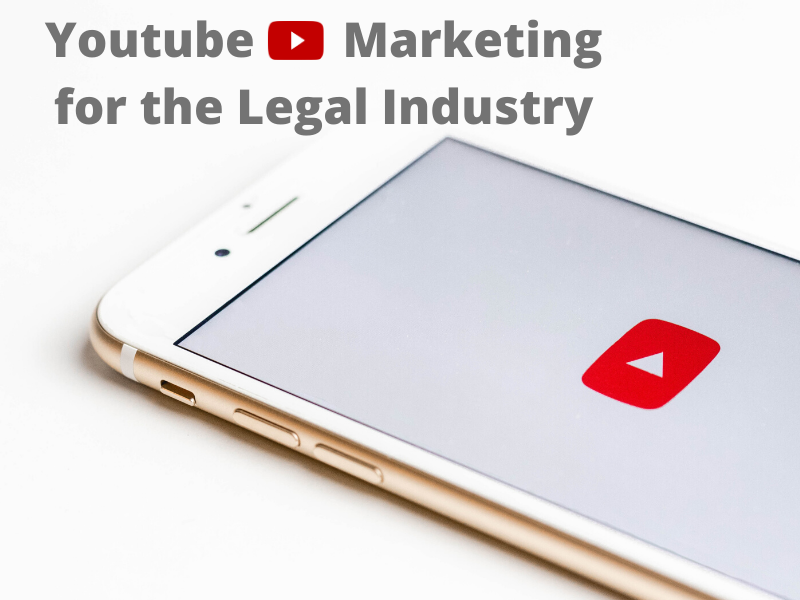 YouTube Marketing for Legal Industry CoreMatter