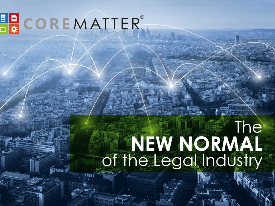 Featured Skyline of LegalTech for CoreMatter Covid-19