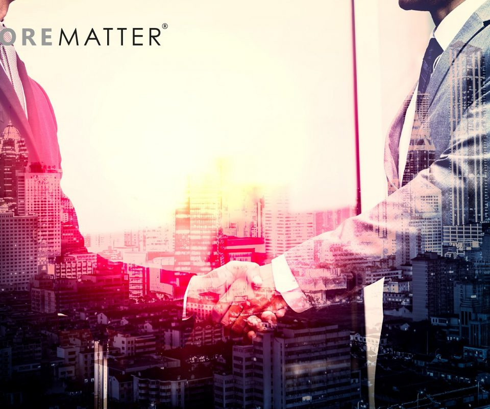CoreMatter to support our clients
